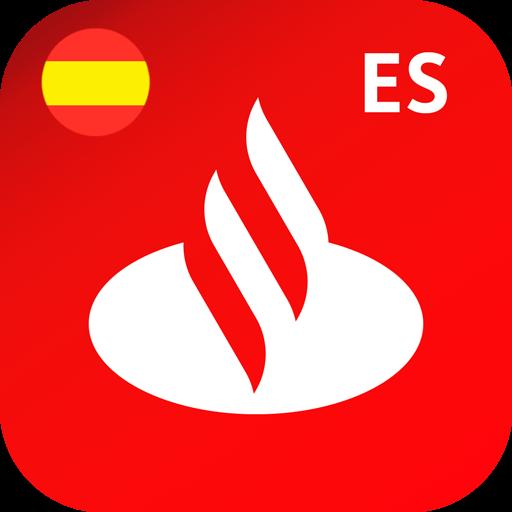App móvil del Banco Santander